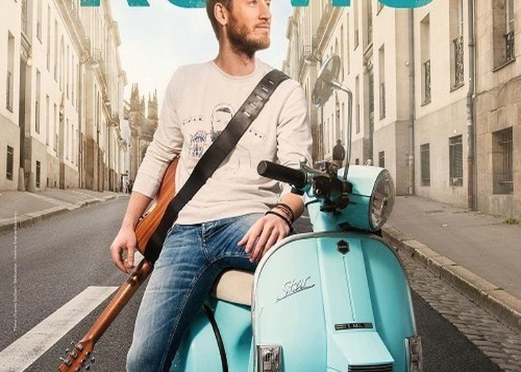 Romu à Paris 3ème