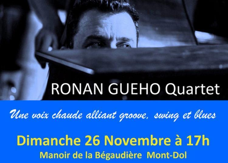 Ronan Guého Quartet à Mont Dol
