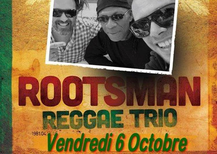 Rootsman reggae band à Bordeaux