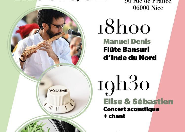 Rose-belle Live à Nice