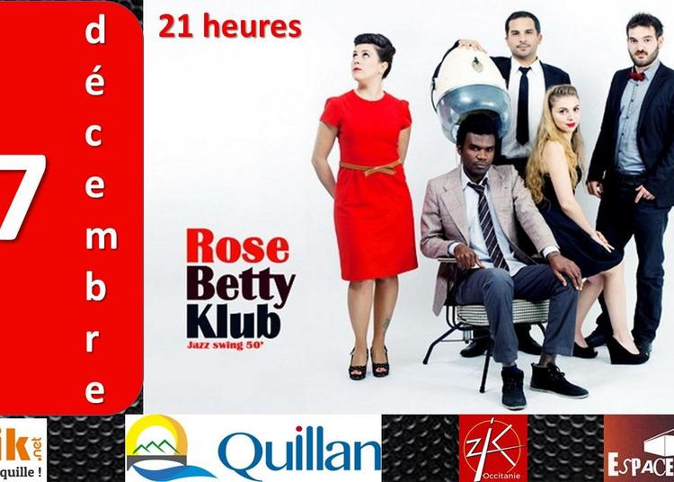 Rose Betty Klub à Quillan