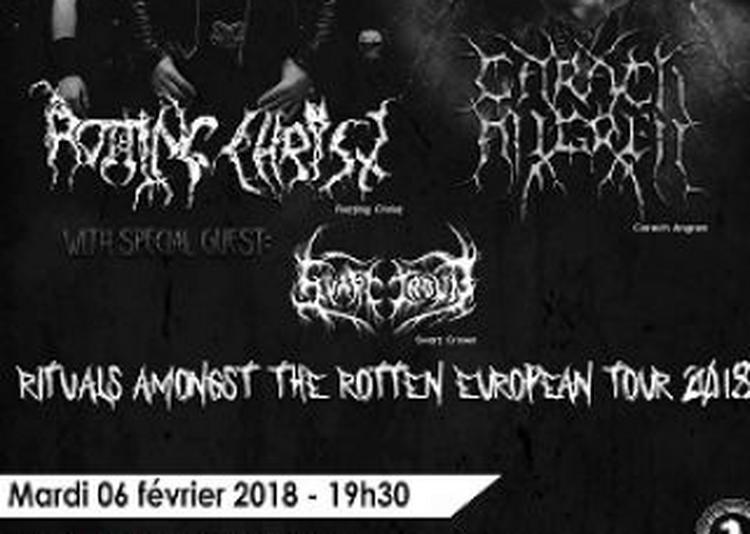Rotting Christ + Carach Angren à Villeurbanne