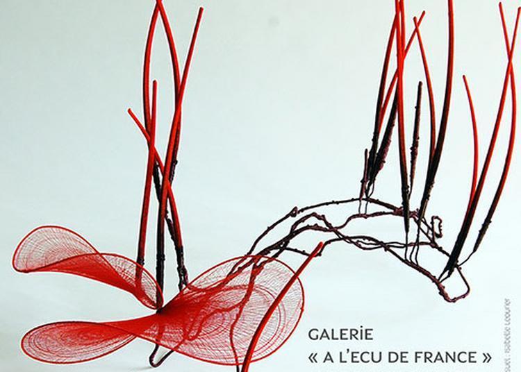 Rouge, exposition d'art contemporain à Viroflay