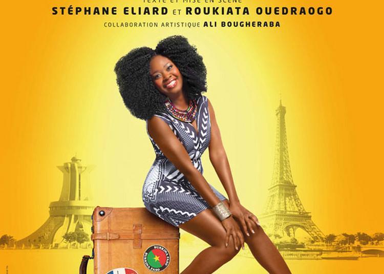 Roukiata Ouedraogo à Paris 6ème