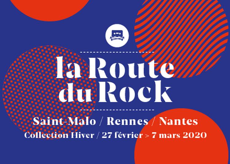 Route Du Rock Collection Hiver - V à Saint Malo