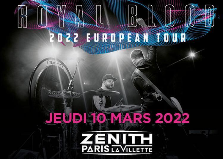 Royal Blood à Paris 19ème