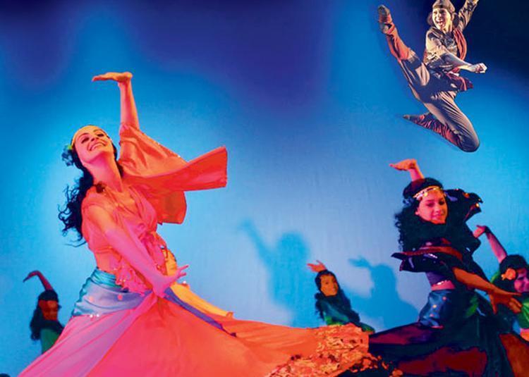 Royal National Ballet De Georgie à Enghien les Bains