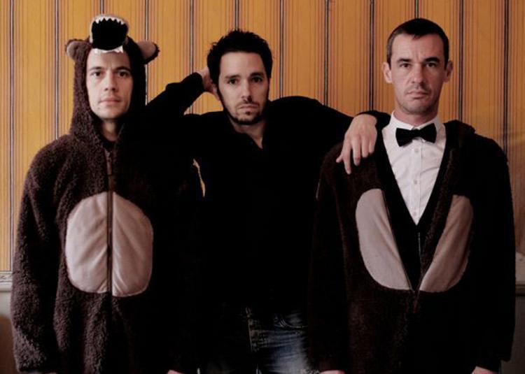 Rp3 - Remi Panossian Trio Et Yak à Toulouse