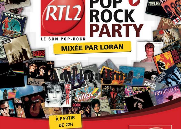 Rtl2 Pop Rock Party à Troyes