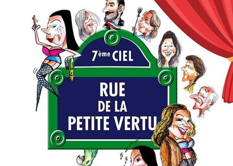 Rue De La Petite Vertu à Nice
