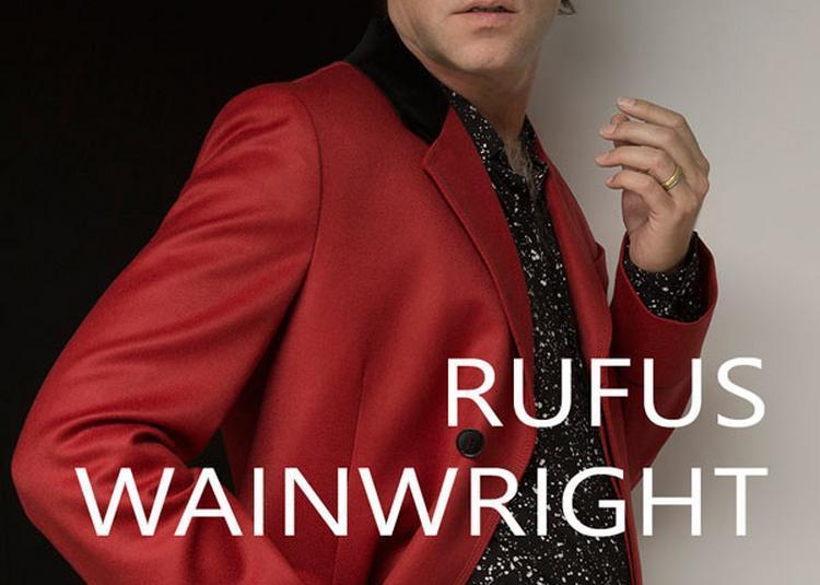 Rufus Wainwright à Merignac