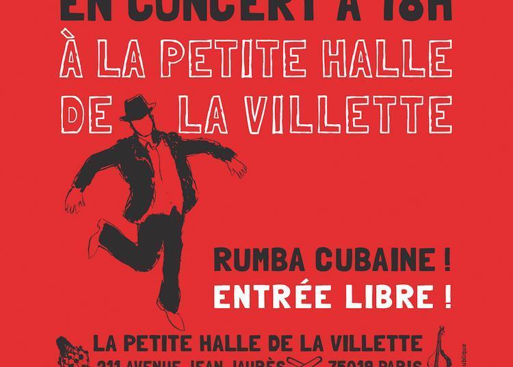 Rumbabierta à Paris 19ème