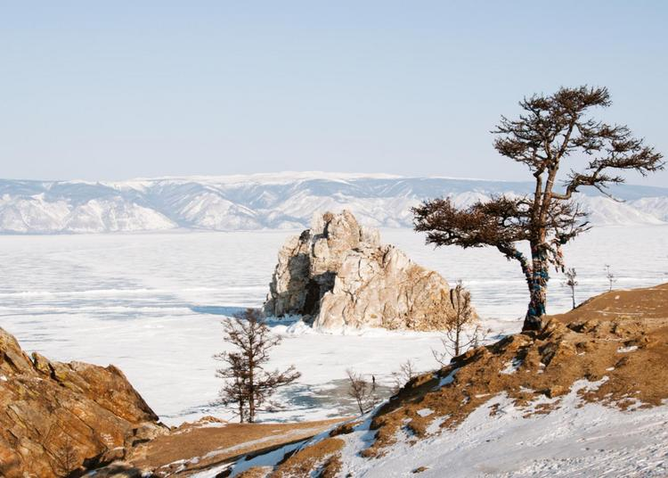 Russie, la lac Baïkal, au fil du Transsibérien à Munster