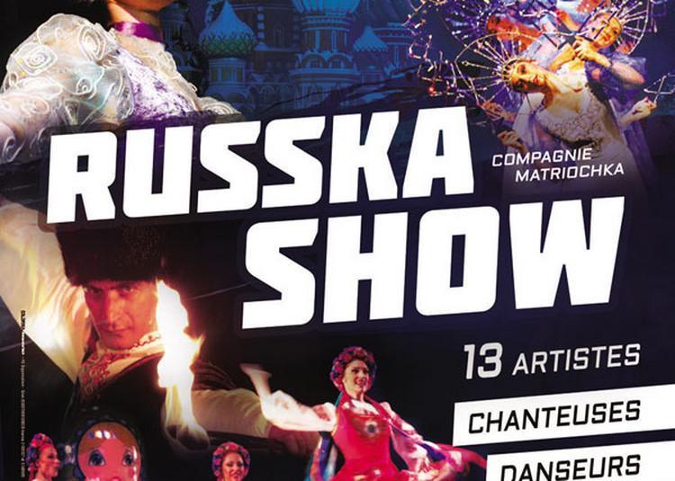 Russkashow à Clermont Ferrand