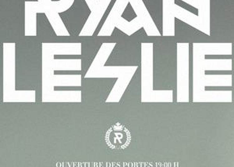 Ryan Leslie Live With Band à Paris 7ème
