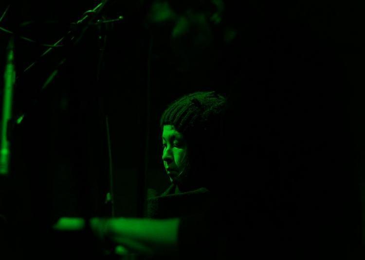 Ryoko Akama joue Eliane Radigue à Albi