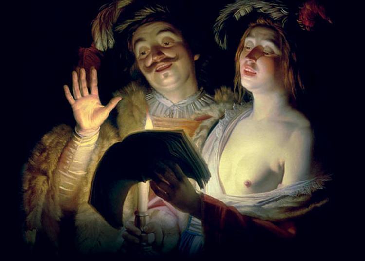 Sacrati - La Finta Pazza à Versailles