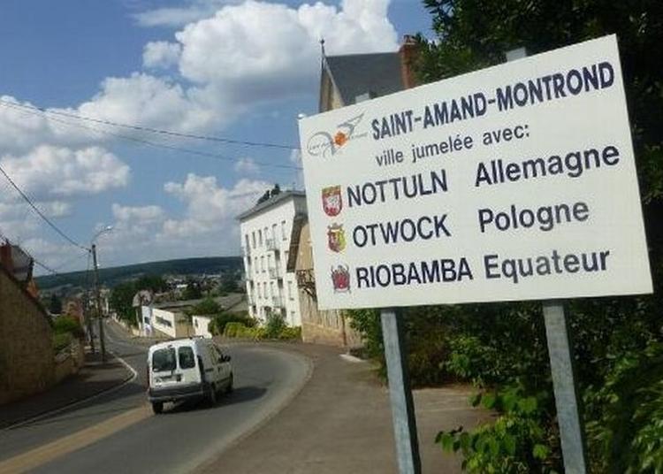 Saint-amand-montrond Et Ses Villes Jumelées à Saint Amand Montrond