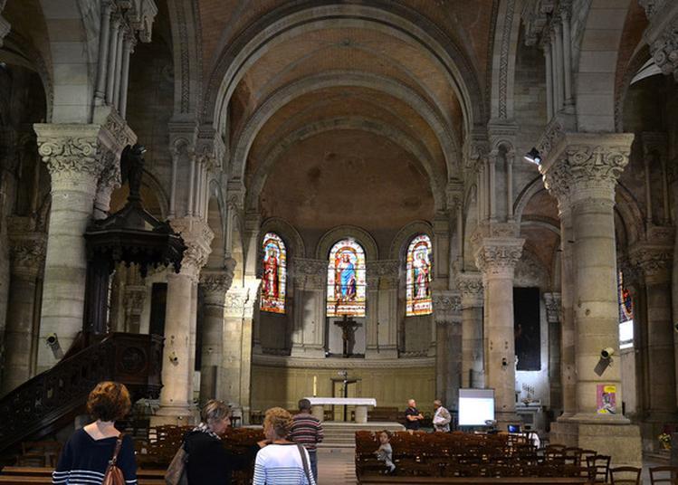 Saint Nicolas Et Le Rhône à Givors