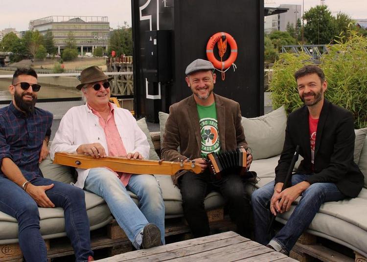 Saint Patrick : musique Irlandaise avec Eileen à Nantes
