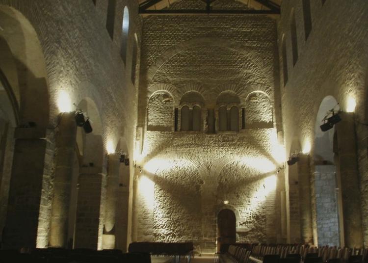 Saint-pierre-aux-nonnains De Metz, Une Histoire Prestigieuse