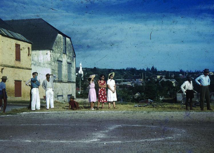 Saint-pierre Lontan, Les Années 1950 à La Chaloupe