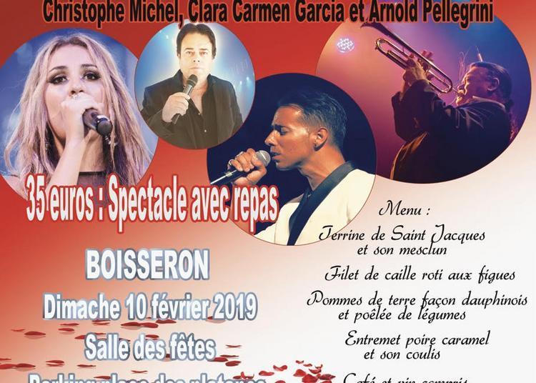 Saint Valentin A Boisseron