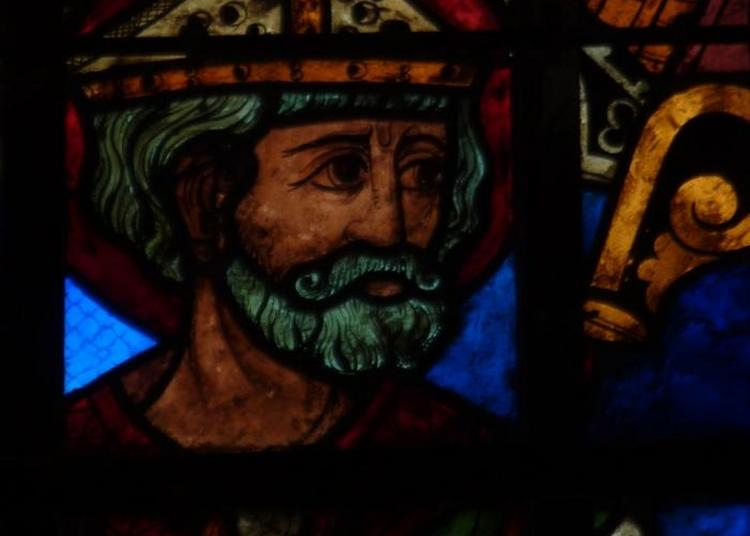 Sainte-anne De Gassicourt, Une Église Romane Et Gothique à Mantes la Jolie