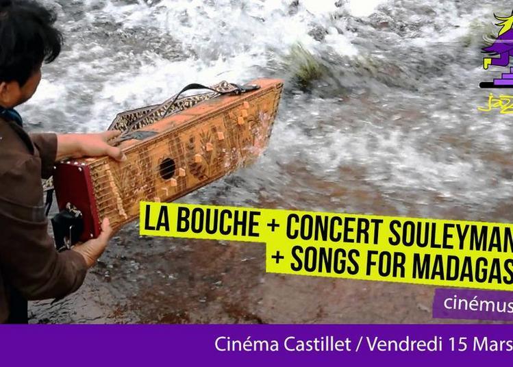 Saison Jazzèbre  -  Cinemusiques : La Bouche, Souleymane Ly Et Songs For Madagascar à Perpignan