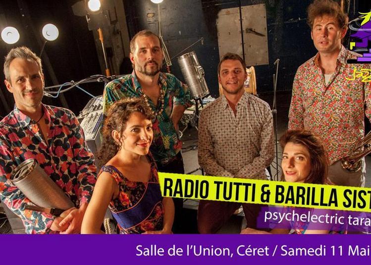 Saison Jazzèbre  - Radio Tutti & Barilla Sisters à Ceret