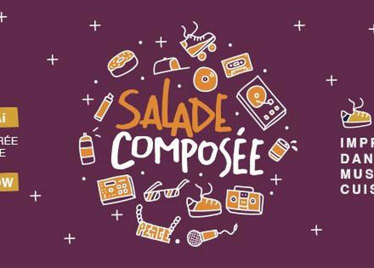Salade composée #9 à Paris 20ème