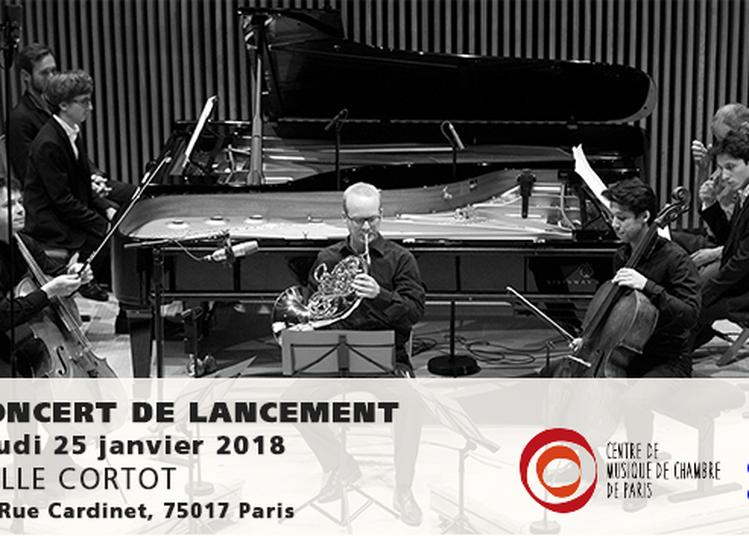 Ismaël Margain et Guillaume Bellom à Paris 17ème