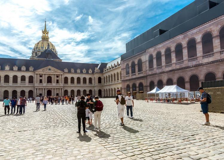 Salles D'exposition Temporaires Et Parcours éditorialisés à Paris 7ème