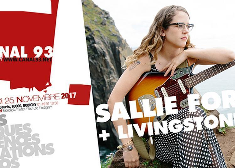 Sallie Ford + Livingstone à Bobigny