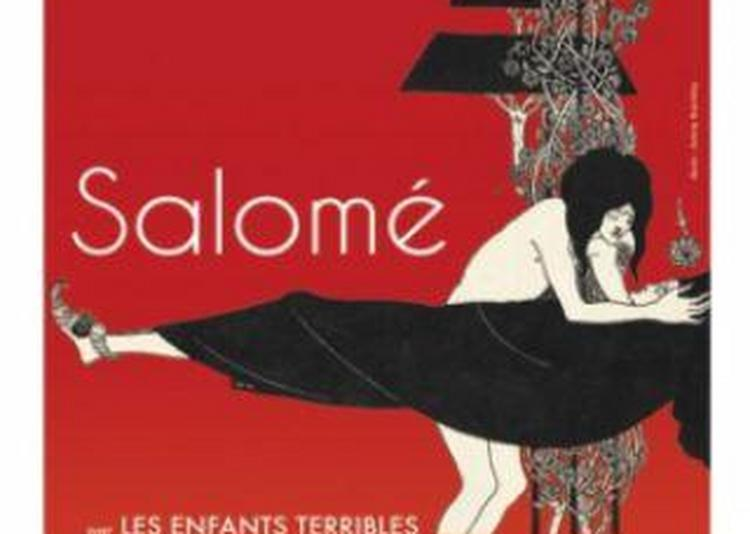 Salomé à Paris 20ème