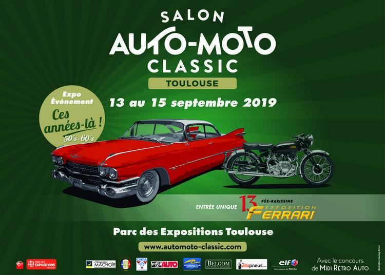 Salon Auto Moto Classic de Toulouse