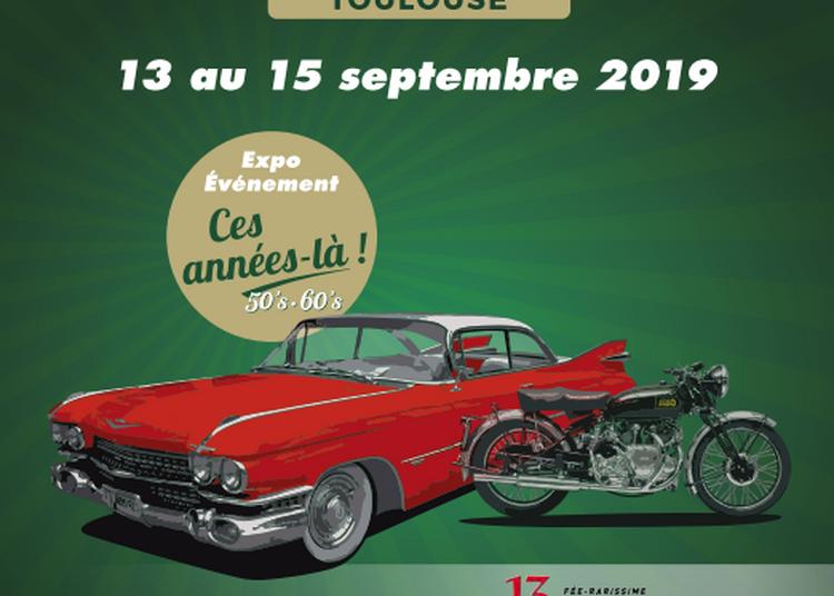 Salon Auto-Moto Classic Toulouse