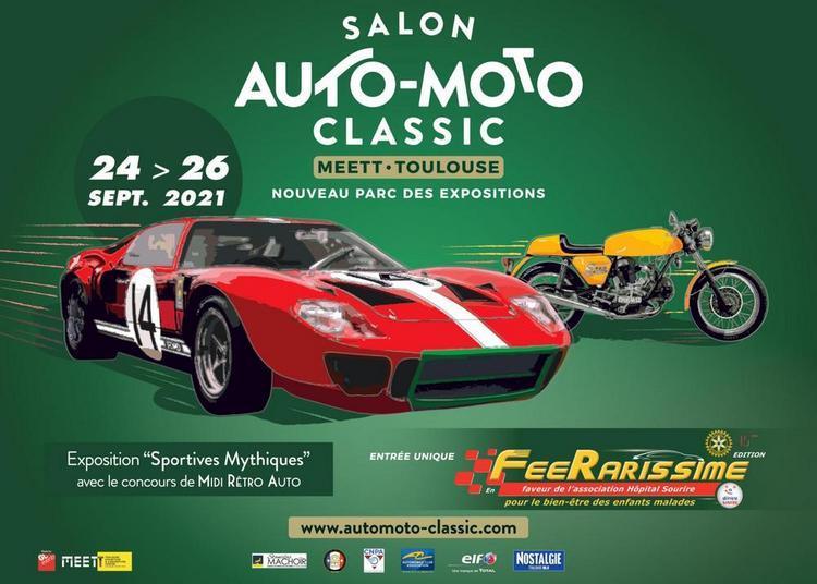 Salon Auto-Moto Classic Toulouse à Aussonne