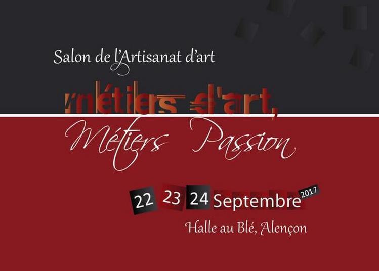 Salon de l'artisanat d'art à Alencon