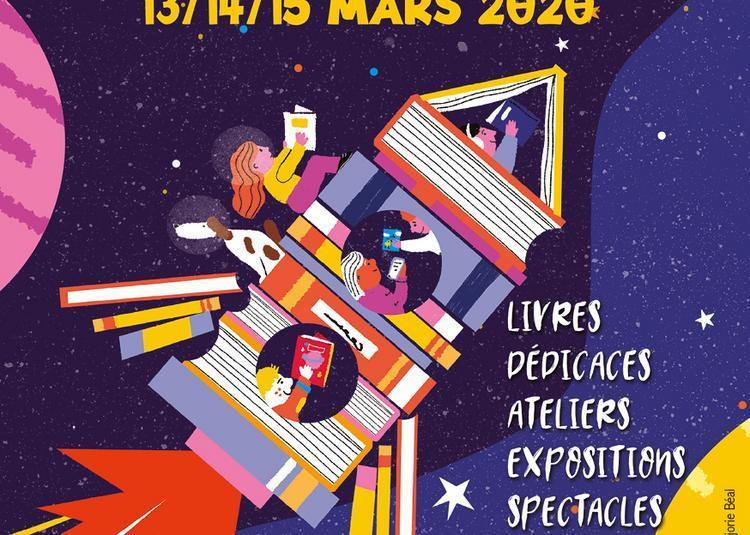 Salon de l'aventure Lis Tes Ratures 2020