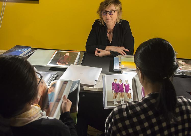 Salon De Lecture D'ouvrages Coups De Coeur Dédiés à La Photographie à Chalon sur Saone