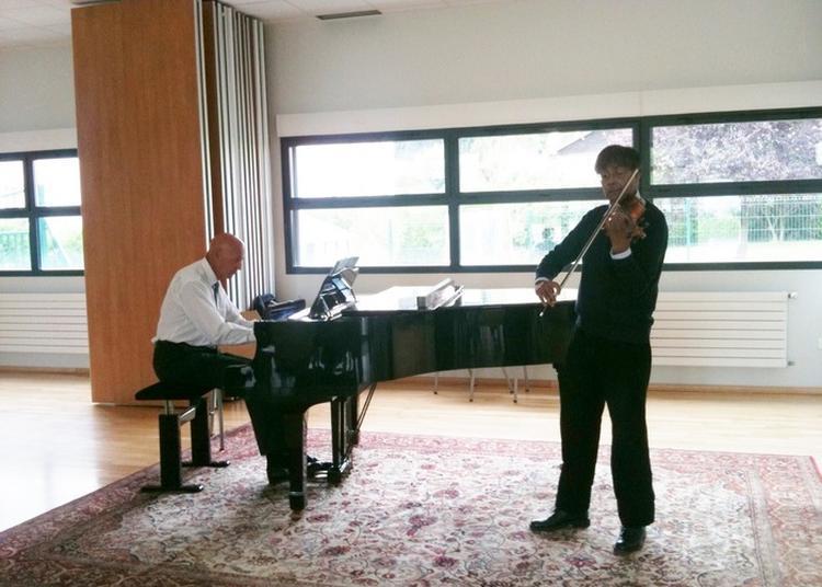 Salon De Musique Les Compositeurs Français Du Début Du Xxème Siècle à Gruchet le Valasse