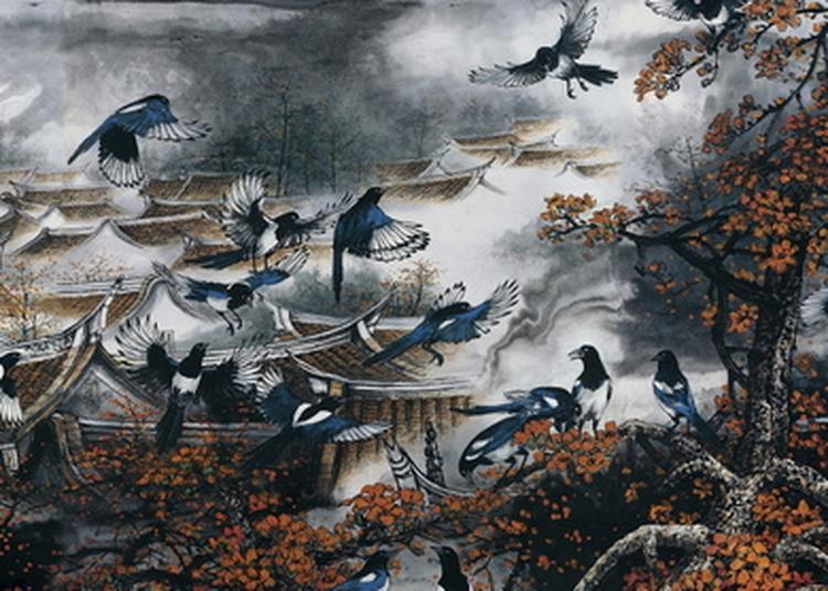 Salon de peintures contemporaines de Taïwan à Bonsecours