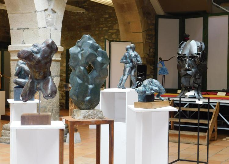 Salon de sculpture de Guerlesquin