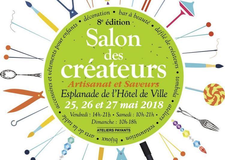 Salon des Créateurs, artisanat et saveurs à Puteaux