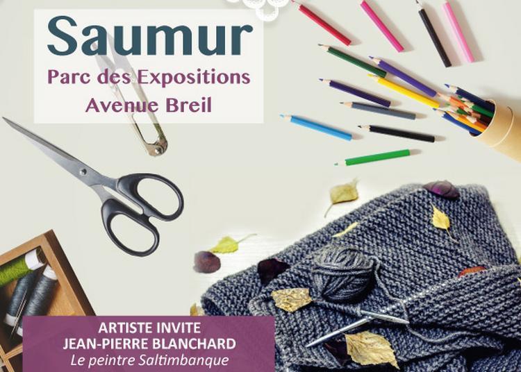 Salon Des Loisirs Creatifs Et Des Arts Du Fil à Saumur
