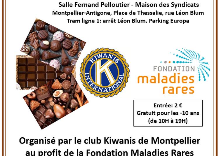 Salon du Chocolat et des délices de Montpellier