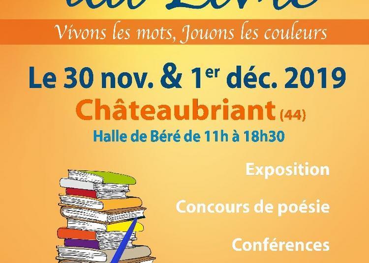Salon du livre et expositions d'art à Chateaubriant