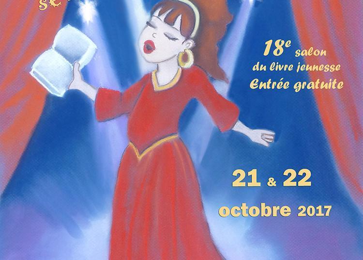 18 ème salon du livre jeunesse Frissons à Bordères à Borderes