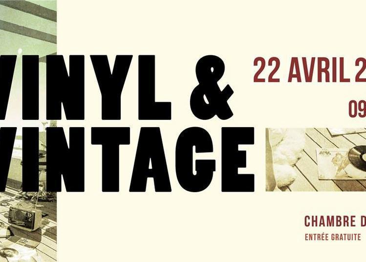 Salon du Vinyl & Vintage #2 2018